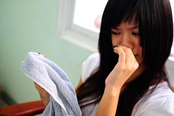 洗濯物が臭い!洗濯物のにおいを解決する7つの対策