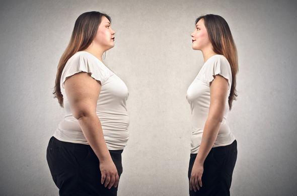 お腹の脂肪を見分ける方法
