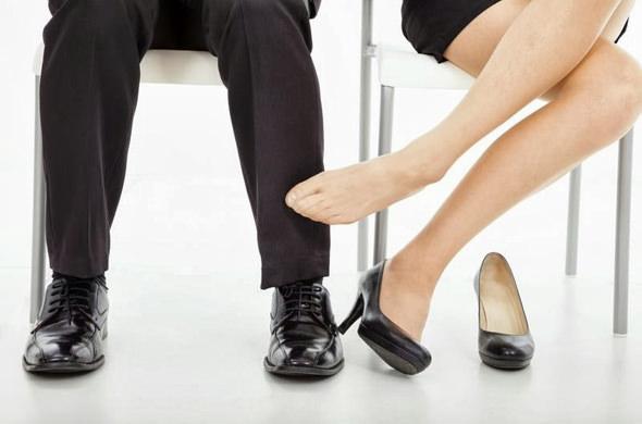 脚のむくみの原因