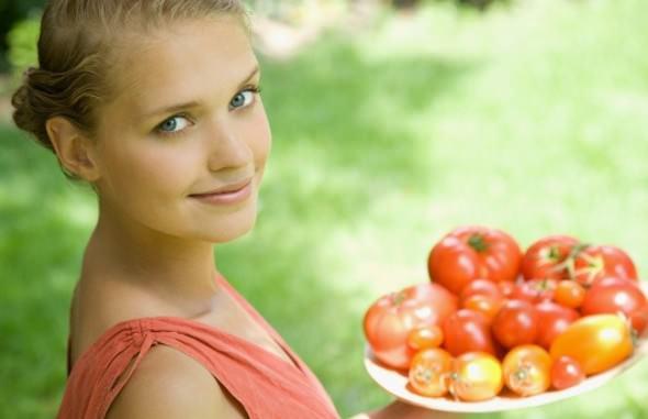 トマトで低カロリーダイエット!知っておきたい7つのコト