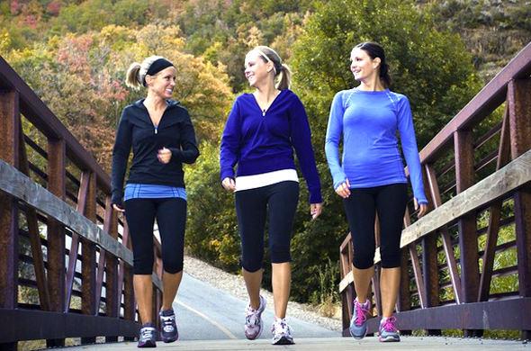 脚痩せウォーキング法☆普段の歩き方を変えて美脚になる5つのコツ